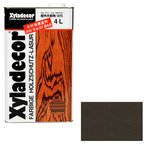ウッドデッキ 防腐剤 木部の下塗り 色ムラ防止 大阪ガスケミカル・キシラデコール 4L ・111ウォルナット