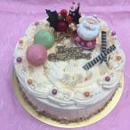クリスマスデコレーションケーキ バタークリームケーキ5号