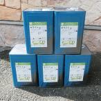 アレスシックイ 内装用 ホワイト 15kg×5缶セット(約200平米分) 関西ペイント/漆喰塗料/内部用/水性/国産/ローラー塗り