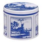 同梱・代引不可ホーランドオリジナルワッフル ストループワッフル 缶入り 250g(8枚入)×12個セット