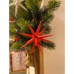 クリスマスの星・レッド(大)
