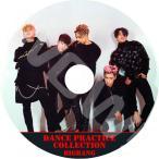 K-POP DVD BIGBANG Dance Practice Collection  BIGBANG ビックバン GD ジヨン SOL テヤン TOP タップ D-LITE デソン V.I スンリ PV DVD