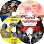 K-POP DVD BIGBANG COUNT DOWN LIVE ADE 4枚SET -2015-2016- 日本語字幕あり BIGBANG ビックバン BIGBANG DVD