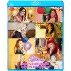Blu-ray GIRLS GENERATION BEST PV Collection  BEST PV/ SOLO  snsd 少女時代 GIRLS GENERATION SNSD ブルーレイ
