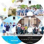 K-POP DVD BTS 2015-2019 Summer Package 5枚SET サマーパッケージ 日本語字幕あり 防弾少年団 バンタン 韓国番組収録DVD BANGTAN KPOP DVD