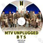 K-POP DVD BTS UNPLUGGED 2021.01.24 日本語字幕あり 防弾少年団 バンタン 韓国番組 BANGTAN KPOP DVD