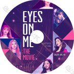 K-POP DVD IZ*ONE EYES ON ME THE MOVIE 日本語字幕なし IZ*ONE アイズワン PRODUCE48 韓国番組 IZ*ONE KPOP DVD