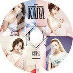 【K-POP DVD】 KARA 2015 PV&TV Collection  CUPID Mamma Mia  KARA カラ 音楽収録DVD 【PV DVD】画像