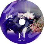 【K-POP DVD】 KARA Nicole PV&TV Collection  First Romance MAMA  KARA カラ ニコル Nicole 音楽収録DVD 【PV DVD】画像