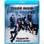 【Blu-ray】SuperM 2020 SPECIAL EDITION - Tiger Inside 100 Jopping - SuperM スーパーエム SHINee EXO NCT127 WayV 音楽収録 【SuperM ブルーレイ】