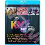 【Blu-ray】★ 2018 KOREA MUSIC FESTIVAL (2018.08.08) ★ SHINEE/ WANNA ONE/ TWICE/ IKON/ BTOB/ NCT127/ SF9/ APINK 他 ★【Live ブルーレイ】