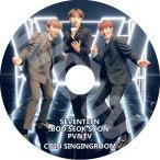 【K-POP DVD】 Seventeen BOO SEOK SOON 2018 PV/TV + COIN SINGINGROOM  Just do it  SEVENTEEN セブンティーン セブチ 【PV DVD】