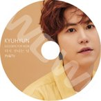 【KPOP DVD】★ SUPER JUNIOR KYUHYUN 2017 PV/TV Collection ★ Goodbye for now Still Blah Blah A Million Pieces ★ スーパージュニア ★【PV DVD】