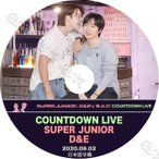 【K-POP DVD】 SUPER JUNIOR COUNTDOWN LIVE D&E編 (2020.09.03) 【日本語字幕あり】 SUPER JUNIOR スーパージュニア SJ 【SUPER JUNIOR KPOP DVD】