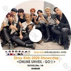 【K-POP DVD】 Stray Kids 2020 COMEBACK SHOWCASE (2020.06.18) - ONLINE UNVEIL: GO - 【日本語字幕あり】 Stray Kids ストレイキッズ 【STRAY KIDS DVD】