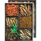 滋賀県WEB物産展 【簡易包装 送料無料 特別価格】 湖魚あめ煮6点詰合せ×2個セット