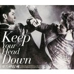 Why:Keep Your Head Down(韓国盤) 東方神起 ユンホ&チャンミン