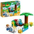 レゴ(LEGO)デュプロ やさしい恐竜たちのふれあい動物園 10879