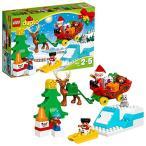 レゴ LEGO  デュプロ デュプロ R のまち サンタさんと雪あそび  10837