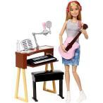 Barbie バービー 歌手 Music Blonde プレイセット [並行輸入品]