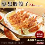 大阪王将黒豚餃子 24個入(特製たれ付き)