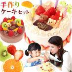誕生日ケーキ ショートケーキ 手作り キット  お菓子 スイーツ 誕生日プレゼント ギフト ケーキ チョコレートケーキ