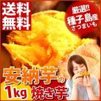 安納芋 焼き芋 秋の味覚 焼きいも 1kg 国産さつまいも スイーツ 和菓子