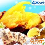 人気焼き芋 大特価セール やきいも4本セット