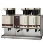 CT-251-CT-1105C コーヒーマシン エスプレッソ ドリップ2連タイプアイスユニットタイプ 幅974奥行565