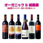 無農薬・減農薬 送料無料 オーガニック 自然派 ビオワイン ワインセット 店長おすすめ 最優秀ワイナリー&ピノノワール赤ワイン6本セット
