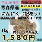 青森県産 にんにく (訳あり) 1kg