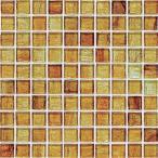 タイル建材 名古屋モザイク NEWYORKERGLASS(ニューヨーカーグラス) 15角 10シート入