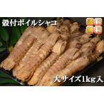 これ一つで送料無料 冷蔵大ボイルシャコ1kg 蝦蛄