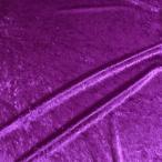 生地 クラッシュベロア(GD3300) 176.紫 k5