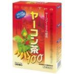 送料無料60503069 オリヒロ ヤーコン茶 100% 3g×30包