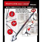 mokuba モクバ 鉄筋曲げ工具 デルタハンドル D-24 10〜13mm対応