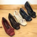 DONA MISS ドナミス 3279 ローヒールパンプス レディース 靴