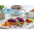 タルトケーキセット(紅いも生タルト6個入×4)送料込み 冷凍便 のし包装不可 紅 紫 芋 御菓子御殿