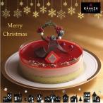 クリスマスケーキ ルビーピスターシュ 寿製菓 KAnoZA カノザ 鳥取 島根 ギフト 贈り物 プレゼント ケーキ 第4のチョコレート ピスタチオ