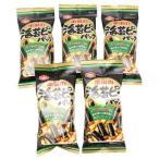 (全国送料無料)亀田製菓 海苔ピーパック 42g 小袋食べきりサイズ 5コ入 メール便