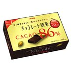 明治 チョコレート効果カカオ86%BOX 70g 5コ入り 2015/04/14発売