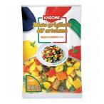 UCC業務用 カゴメ 菜園風グリル野菜のミックス 600g 10コ入り(冷凍) (781834000c)