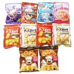 お菓子 詰め合わせ おかしのマーチ ブルボン 袋入りお菓子・グミセット(7種・全10コ) (omtma0660)