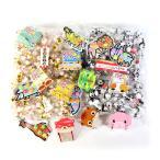 お菓子 詰め合わせ (地域限定送料無料) かわいい駄菓子アニマルシリーズチョコレート玉 Aセット (4種・計46コ) おかしのマーチ (omtma6299k)