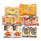 お菓子 詰め合わせ (地域限定送料無料) チーズな気分!チーズ味のお菓子セット(6種・計10コ)おかしのマーチ (omtma7225k)
