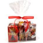 お菓子 詰め合わせ おかしのマーチ スティックタイプチョコセット(11種類入り) ラッピングver (omtmascswra)