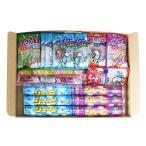 駄菓子 詰め合わせ (全国送料無料)おかしのマーチ グミ・ラムネ・ゼリー 駄菓子食べ比べ(3種・全31コ)セット メール便 (omtmb0770)