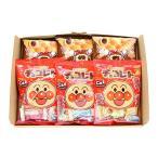 お菓子 詰め合わせ (全国送料無料) おかしのマーチ チョコあ〜んぱん(3コ)& アンパンマンチョコレート(3コ)お菓子食べ比べセット メール便 (omtmb5610)
