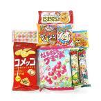 駄菓子 詰め合わせ (全国送料無料) たのしいおやつセット(9種・計9コ) B おかしのマーチ メール便 (omtmb5979)