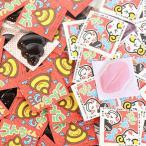 駄菓子 詰め合わせ(全国送料無料) 子どもウケするおもしろネーミング!つかみ取りばらまきセット A(うんちくんグミ65コ・チュッチュグミ65コ) (omtmb5984)